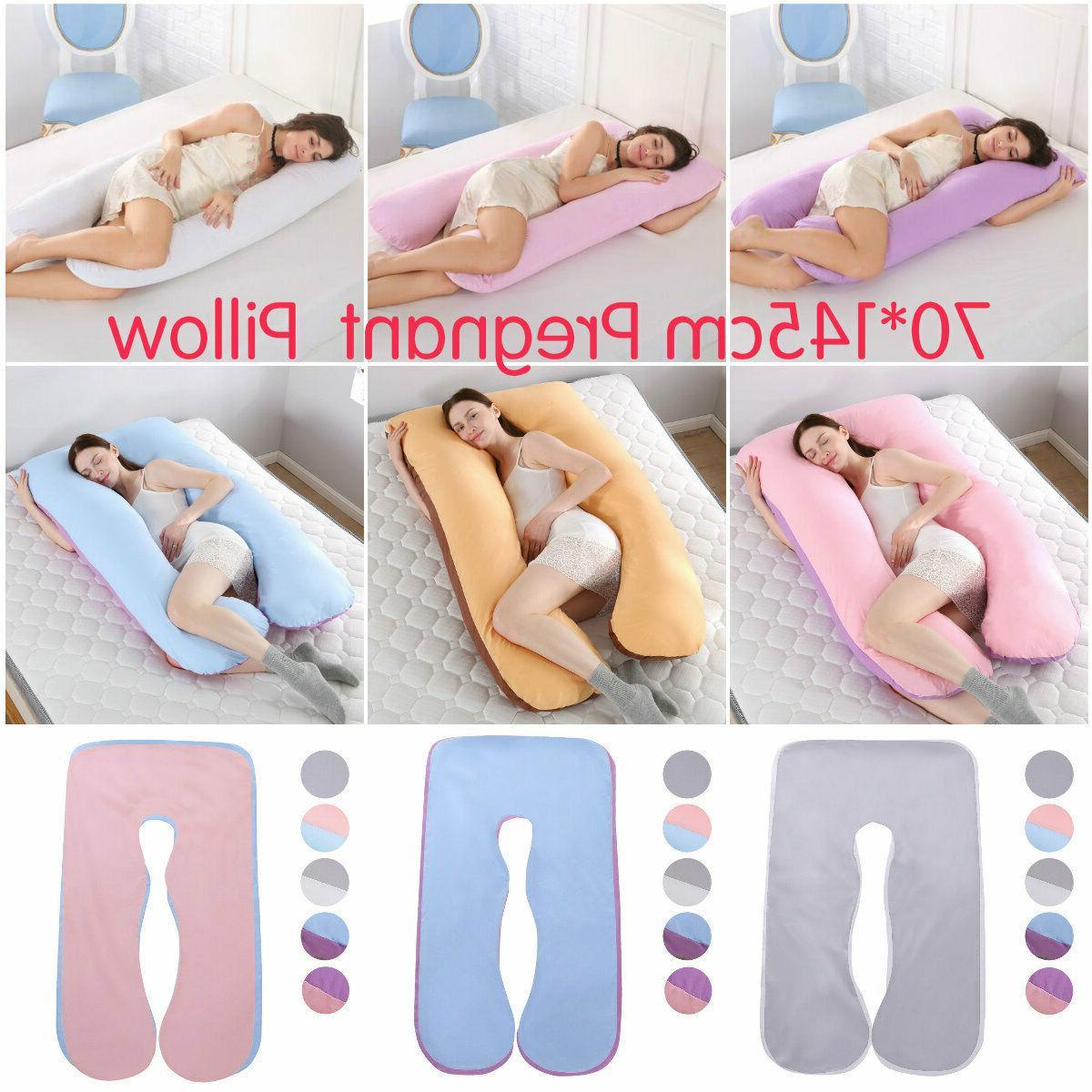 u shape pregnancy pillow full body pillow
