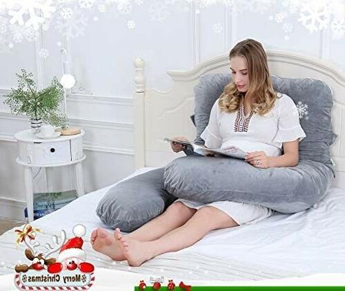 Meiz U Body Pillow with Zipper