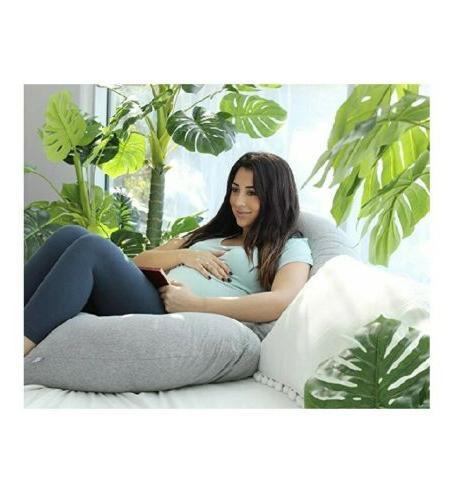 PharMeDoc U-Shaped Total Body Pillow