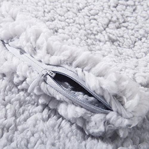 Reafort Body Pillow Zipper Closure
