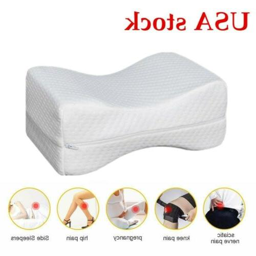 US Back Wedge Cushion Sofa Bed Neck Support