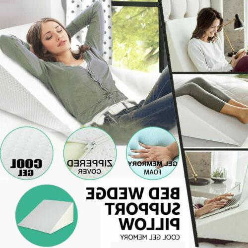 Relax Soft Cool Foam Cushion Sleep +Cover
