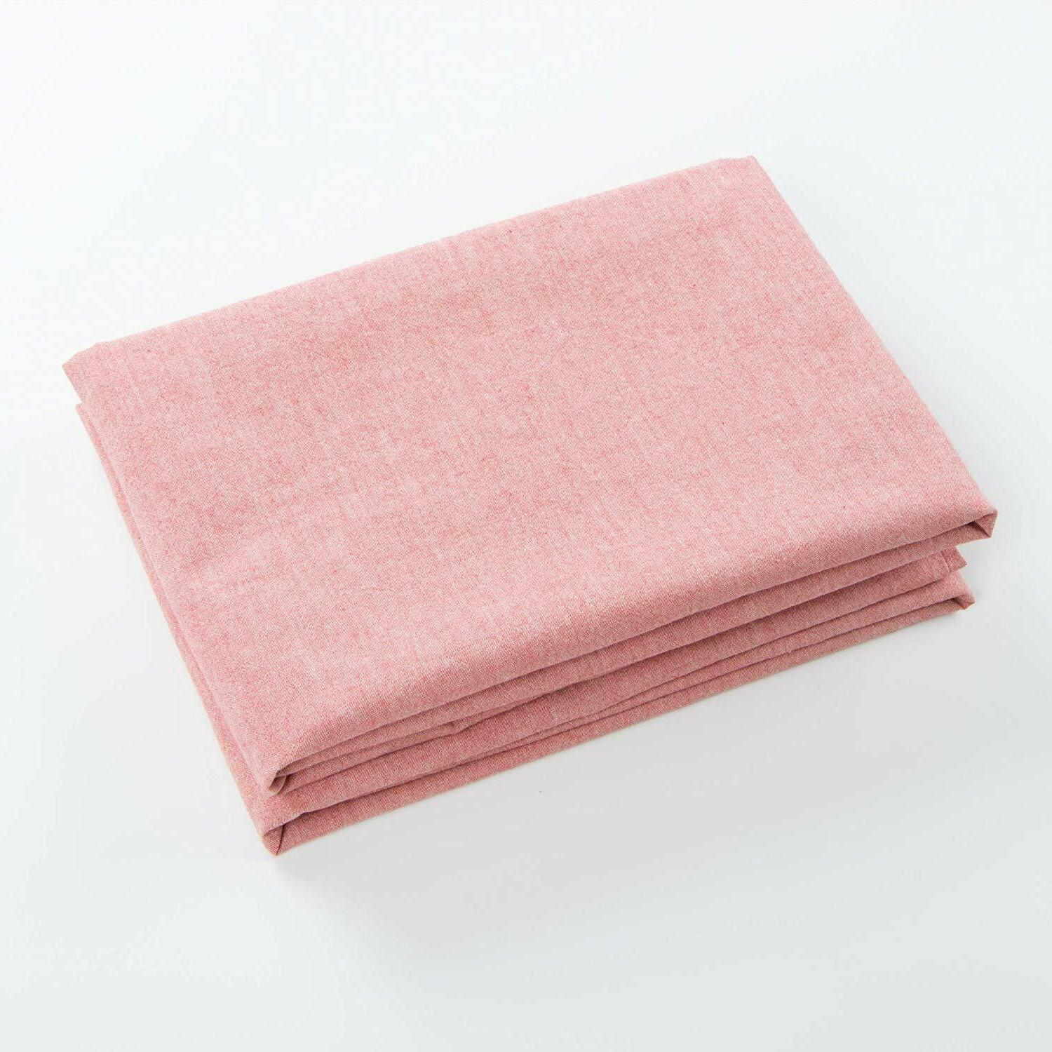 Washed Cotton Body Pillowcase 2-Pack