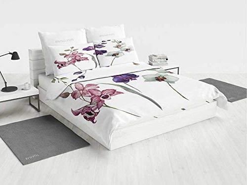watercolor owl twin bedding set