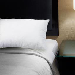 Lavish Home 100% Cotton Feather Down Pillow - King