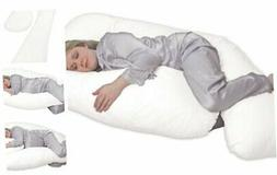 Leachco All Nighter Chic Total Body Pregnancy Pillow