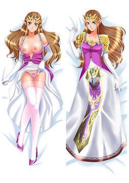Anime Dakimakura The Legend of Zelda Breath of the Wild Hugging Body Pillow Case