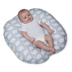 Boppy Newborn Lounger Pillow New Infant Baby Elephant Love G