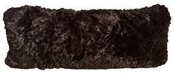 luxurious faux fur pillow cover