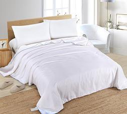 Silk Camel Luxury Allergy Free Comforter/Duvet Filling with