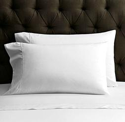 Luxury Set of  Soft Gel Fiber  Pillows+  Super Plush Cotton-
