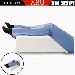 Medical Orthopaedic Leg Raise Pillow Back Body Rest Bed Wedg