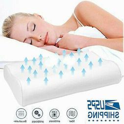 Memory Foam Cool Gel Pillow Ultra Luxurious Hypoallergenic P