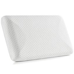 Jiaao Memory Foam Pillow for Neck Pain Orthopedic Contoured