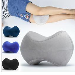 memory foam portable Side sleeping body Leg Pillow for Back