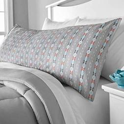 Microfiber Body Pillow Cover - Aztec