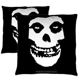 """Misfits """"Fiend Skull"""" Double Sided Throw or Body Pillow"""