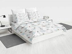 moose decor uozzi bedding duvet