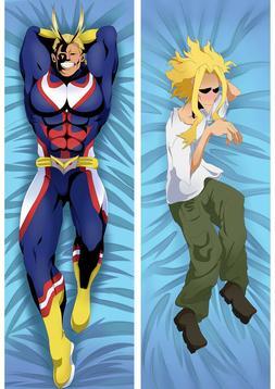My Hero Academia All Might Yagi Dakimakura Anime Body Pillow