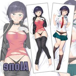 My Hero Academia Anime Dakimakura Japan Jirou Kyouka Body Pi