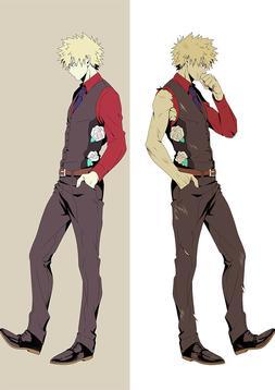 My Hero Academia Bakugou Katsuki Dakimakura Anime Body Pillo