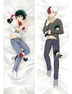 My Hero Academia Todoroki Izuku Dakimakura Anime Body Pillow