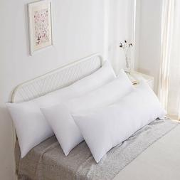 Non-Allergenic Bolster Pillow Cushion Long Body Support Orth