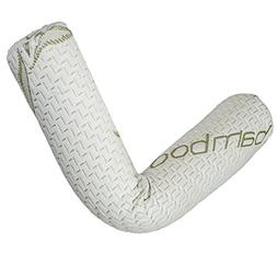 The Noodle Ultra Comfort Memory Foam Adjustable Pillow by Ho