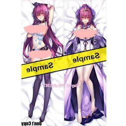Original Fate/Grand Order Scathach Anime Dakimakura Hugging