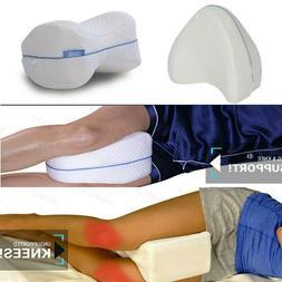 Orthopedic Contour Legacy Leg Pillow for Back, Hip, Legs & K