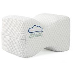 Modvel Orthopedic Knee Pillow - Memory Foam, Hip, Sciatica &