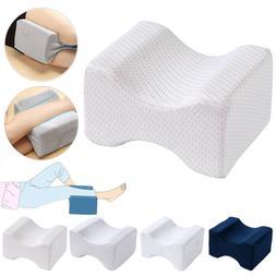 Orthopedic Memory Foam Knee <font><b>Pillow</b></font> for S