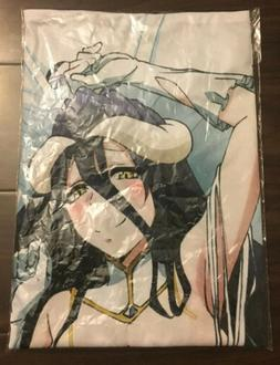 Overload II albedo Dakimakura Body Pillow Cover smooth 160cm