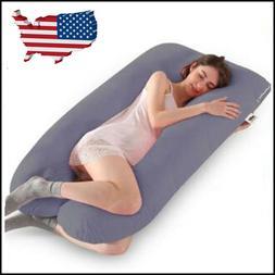 Oversize Pregnancy Pillow-Full Body Pillow for Maternity&Pre