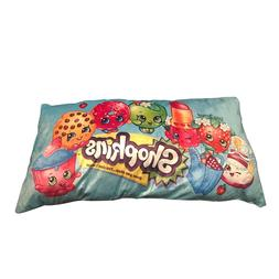 Shopkins Party Body Pillow - Soft Cozy Polyester Pillow 18""