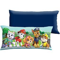 "Nickelodeon's Paw Patrol ""Puppy Pals'' Multicolor Body Pillo"
