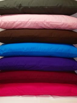 MoonRest %100 Cotton Body Pillow Protectors/Cover with Zippe