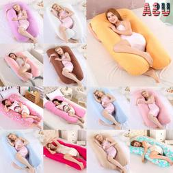 PharMeDoc U-Shape Full Body Pregnancy Pillow + Detachable Ex