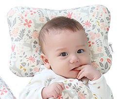 Baby Pillow for Newborn Breathable 3D Air Mesh Organic Cotto