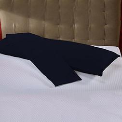 Rajlinen Body Pillow Cases - 100% Cotton Luxury 600-Thread C