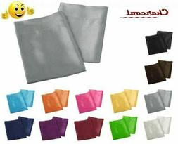 Pillow Cases Body Size 100% Cotton 800-T Count Pack of 2 Pil