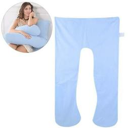 Pillow Cases Removable Cover Decorative U Shaped Body