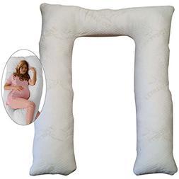 Pillow for Pregnancy | Organic Shredded Latex | Pregnancy Bo