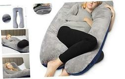 QUEEN ROSE Pregnancy Body Pillow and U-Shape Full Body Pillo