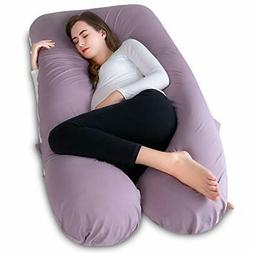 Meiz Pregnancy Body Pillow - U Shaped - Pregnancy Pillow wit