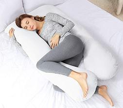 Alisha Pregnancy Body Pillow With Washable Cotton Cover, U S