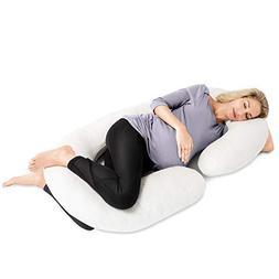 Restorology Full 60-Inch Body Pregnancy Pillow - Maternity &