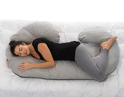 ComfySure Pregnancy Full Body Pillow - Maternity and Nursing