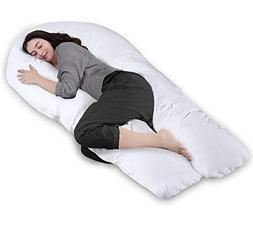 QUEEN ROSE 65in Pregnancy Body Pillow-U Shaped Maternity Pil