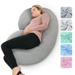 Pregnancy Pillow - Full Body Pillow for Maternity & Pregnant